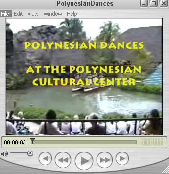 Polynesian Dances