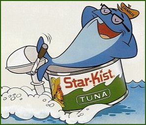 Charlie Tuna Cartoon